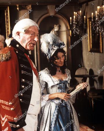 John Woodvine in 'Hornblower' - 2001