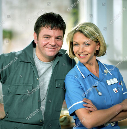 Leslie Ash and Philip Middlemiss in 'Where the Heart Is' - 2003