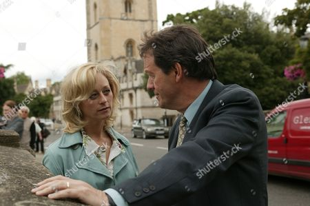 Lizzy McInnerny and Kevin Whately in 'Lewis' - 2006