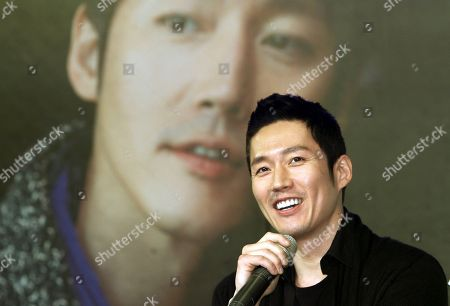 Editorial photo of Taiwan Jang Hyuk, Taipei, Taiwan