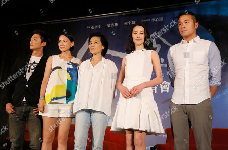 Editorial photo of Taiwan Murmur of the Hearts, Taipei, Taiwan