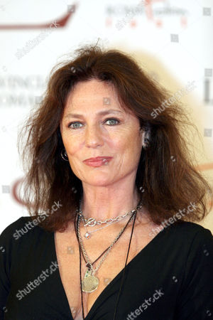 Jacqueline Bisset at the photocall for Nora Roberts' 'Carolina Moon'