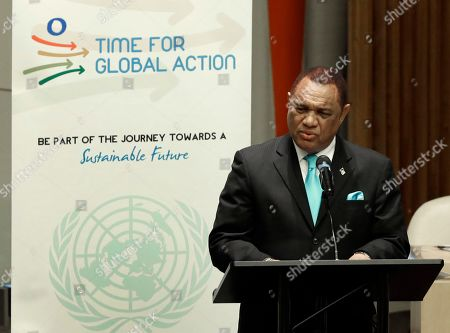 Editorial image of UN Bahamas