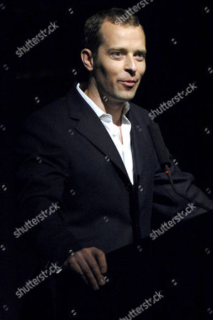 Stock Picture of Geoff Taylor, Chief Executive of British Phonographic Industry