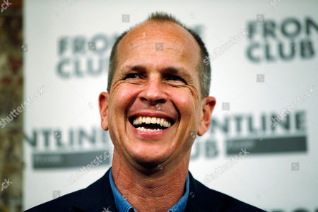 Peter Greste Freed Al Jazeera journalist Peter Greste smiles as he answers a question during an event in central London, . Greste discussed his detention in Egypt and the case against him and colleagues Baher Mohamed and Mohamed Fahmy. Greste was released after spending over 400 days in jail following his conviction in July 2014 for spreading false news and supporting the Muslim Brotherhood. His colleagues were released on bail on Feb. 12, 2015