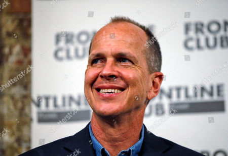 Peter Greste Freed Al Jazeera journalist Peter Greste smiles as he answers a question during an event in central London, . Greste discussed his detention in Egypt and the case against him and colleagues Baher Mohammed and Mohamed Fahmy. Greste was released after spending over 400 days in jail following his conviction in July 2014 for spreading false news and supporting the Muslim Brotherhood. His colleagues were released on bail on Feb. 12, 2015