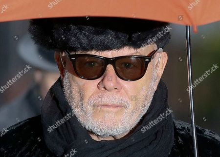 Gary Glitter British pop star Gary Glitter, real name Paul Gadd, arrives at Southwark Crown Court in London. Gary Glitter has been jailed for sixteen years for sexual assaults on three girls dating back to the 1970s
