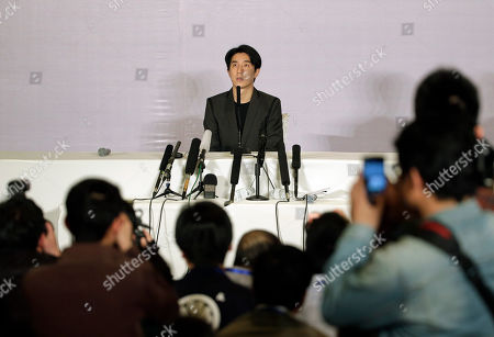 Jaycee Chan Hong Kong actor Jaycee Chan looks as he speaks during a news conference at a hotel in Beijing . Chan, son of actor Jackie Chan has apologized and asked for a second chance following his release from a six-month jail sentence for allowing people to use marijuana in his apartment