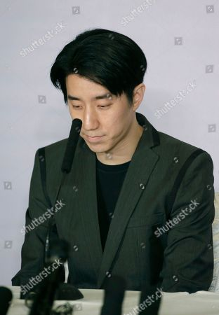 Jaycee Chan Hong Kong actor Jaycee Chan pauses during a news conference at a hotel in Beijing . Chan, son of actor Jackie Chan has apologized and asked for a second chance following his release from a six-month jail sentence for allowing people to use marijuana in his apartment