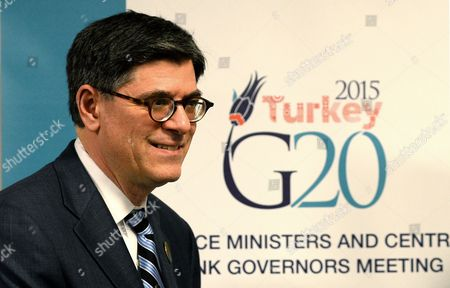 Jacob Lew CORRECTS SPELLING OF FIRST NAME OF LEW U.S. Treasury Secretary Jacob Lew looks on to Turkey's Deputy Prime Minister Ali Babacan., unseen, during a meeting of the finance ministers and central bankers from the Group of 20 wealthy and developing nations in Istanbul, Turkey, . The Organization for Economic Co-operation and Development, OECD, is warning that developed countries have slowed efforts to reform their economies since the aftermath of the world financial crisis. The OECD said in a new report Monday that the lagging attention to reform is preventing many advanced economies from returning to the growth rates they enjoyed before the crisis
