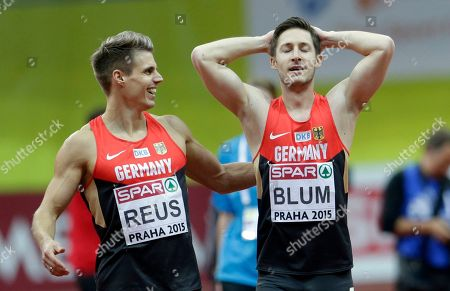 Editorial photo of Czech Republic Athletics European Indoors, Prague, Czech Republic