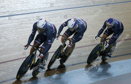 Editorial image of France Cycling Track Worlds, Saint-Quentin-en-Yvelines, France