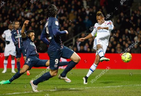 Editorial picture of France Soccer League One, Lyon, France