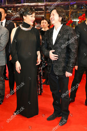 Editorial picture of Germany Berlin Film Festival 2015 Award Ceremony Red Carpet, Berlin, Germany