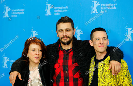 Editorial picture of Germany Berlin Film Festival 2015 I Am Michael Photo Call, Berlin, Germany