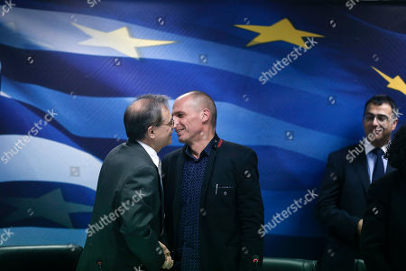Editorial picture of Greece New Government, Athens, Greece