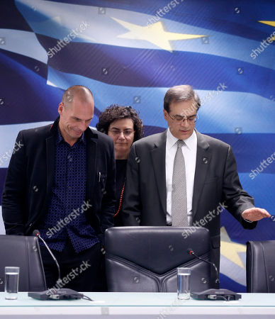 Editorial image of Greece New Government, Athens, Greece