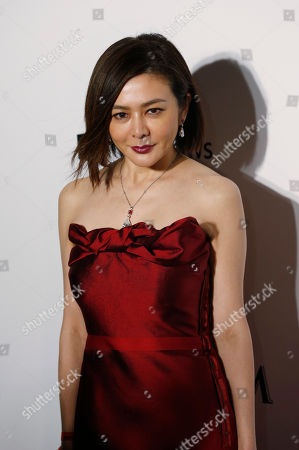 Rosamund Kwan Hong Kong actress Rosamund Kwan poses on the red carpet for the fundraising gala organized by amfAR (The Foundation for AIDS Research) in Hong Kong