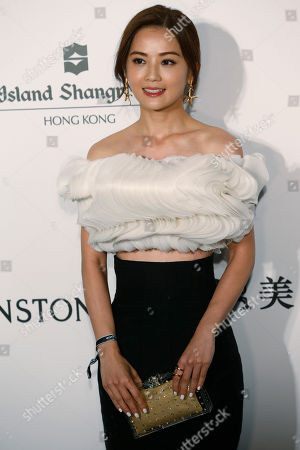 Charlene Choi Hong Kong actress-singer Charlene Choi poses on the red carpet for the fundraising gala organized by amfAR (The Foundation for AIDS Research) in Hong Kong