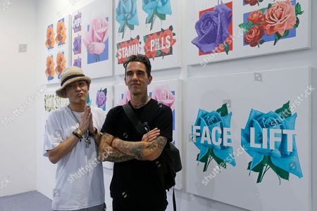 Editorial photo of Hong Kong Art Central