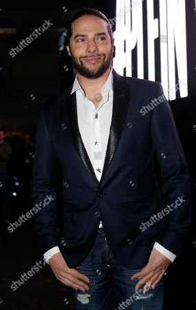 Joaquin Cortes Spanish dancer Joaquin Cortes attends the Philipp Plein women's Fall-Winter 2015-16 show, part of the Milan Fashion Week, unveiled in Milan, Italy