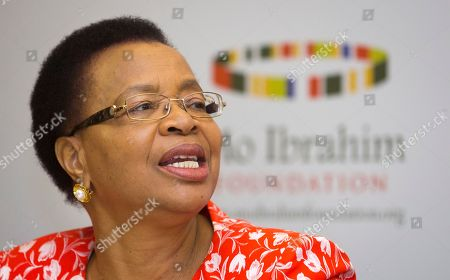 Graca Machel Member of the Prize Committee Graca Machel, widow of former South African President Nelson Mandela and a former Minister in Mozambique, speaks at a press conference where the winner of the 2014 Ibrahim Prize for Achievement in African Leadership was announced, in Nairobi, Kenya . Namibian President Hifikepunye Pohamba has won the 2014 Ibrahim Prize for African leadership, the first African leader deemed worthy of the honor since 2011