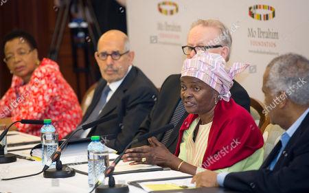 Editorial picture of Kenya Africa Leadership Prize, Nairobi, Kenya