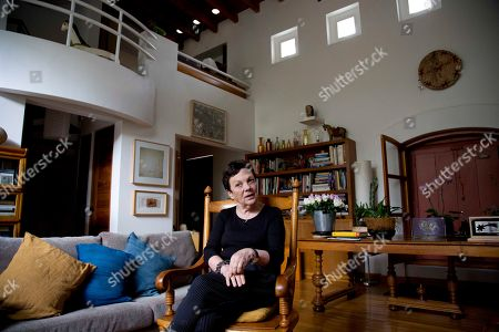 Graciela Iturbide Mexican photographer Graciela Iturbide speaks during an interview with the Associated Press at her home in Mexico City, . Iturbide who is known for black-and-white photos of Mexican people and landscapes has been given the Cornell Capa Lifetime Achievement Award