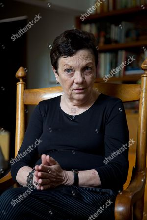Graciela Iturbide Mexican photographer Graciela Iturbide listens during an interview with the Associated Press at her home in Mexico City, . Iturbide who is known for black-and-white photos of Mexican people and landscapes has been given the Cornell Capa Lifetime Achievement Award