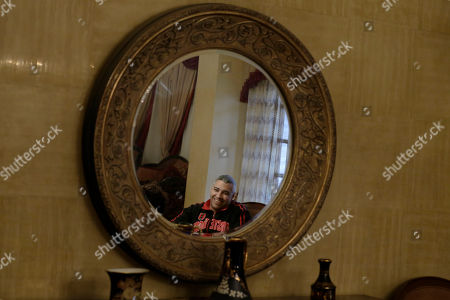 Mohamed Fahmy Canadian Al-Jazeera English journalist Mohamed Fahmy, is reflected in a mirror, as he speaks during an interview with The Associated Press in Cairo, Egypt, . Al-Jazeera journalists Fahmy and Baher Mohammed are free pending their retrial, scheduled for Feb. 23. A third colleague, Peter Greste, was released two weeks ago and deported to his home country of Australia