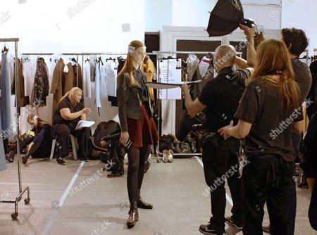 Editorial image of Paris Fashion Rochas, Paris, France