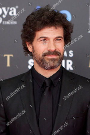Rodolfo Sancho Spanish actor Rodolfo Sancho poses for photographers on the red carpet before the Goya Film Awards Ceremony in Madrid, Spain