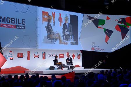 Editorial photo of Spain Wireless Show, Barcelona, Spain