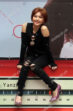Stefanie Sun Singapore singer Stefanie Sun poses for media during a promotional event for her album in Taipei, Taiwan