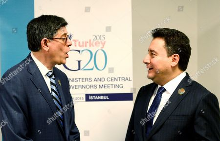 Jacob Lew, Ali Babacan U.S. Treasury Secretary Jacob Lew, left, speaks with Turkey's Deputy Prime Minister Ali Babacan during a meeting of the finance ministers and central bankers from the Group of 20 wealthy and developing nations in Istanbul, Turkey, . The Organization for Economic Co-operation and Development, OECD, is warning that developed countries have slowed efforts to reform their economies since the aftermath of the world financial crisis. The OECD said in a new report Monday that the lagging attention to reform is preventing many advanced economies from returning to the growth rates they enjoyed before the crisis