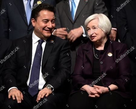 Janet Yellen, Ali Babacan Federal Reserve Chair Janet Yellen, right, and Turkey's Deputy Prime Minister Ali Babacan speak during group photo at a meeting of the finance ministers and central bankers from the Group of 20 wealthy and developing nations in Istanbul, Turkey, . The Organization for Economic Co-operation and Development, OECD, is warning that developed countries have slowed efforts to reform their economies since the aftermath of the world financial crisis. The OECD said in a new report Monday that the lagging attention to reform is preventing many advanced economies from returning to the growth rates they enjoyed before the crisis