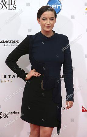 Editorial photo of Australia ARIA Awards, Sydney, Australia