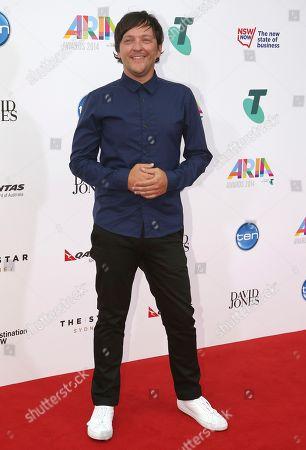 Editorial image of Australia ARIA Awards, Sydney, Australia