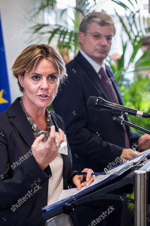 Editorial image of Belgium EU Ebola, Brussels, Belgium