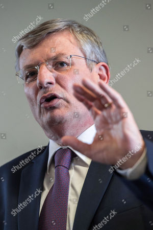 Tonio Borg EU Commissioner for Health Tonio Borg addresses the media during an high level meeting on Ebola at the Albert Borschette Congress Center in Brussels on