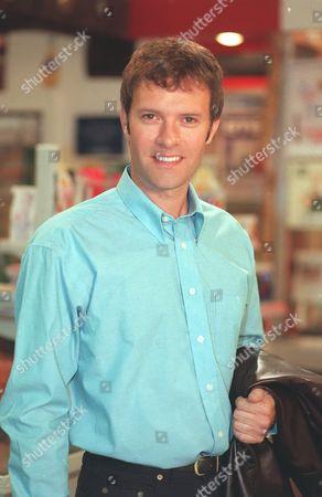 Stock Picture of 'Emmerdale'  TV - 2000's Graham Clark (Kevin Pallister)