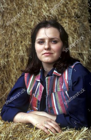 Stock Picture of 'Emmerdale'  TV - 1994 - Linda Glover [Tonicha Jeronimo]