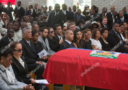 Editorial image of Haiti Duvalier Funeral, Port-au-Prince, Haiti