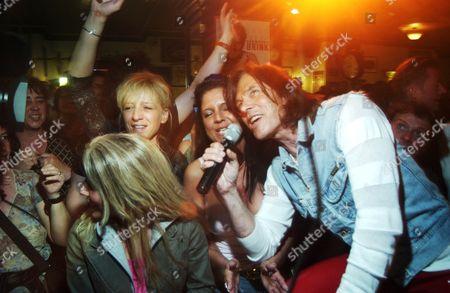 Editorial picture of Singer Jurgen Drews performs in Berlin, Germany  - 2007