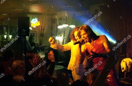 Editorial image of Singer Jurgen Drews performs in Berlin, Germany  - 2007