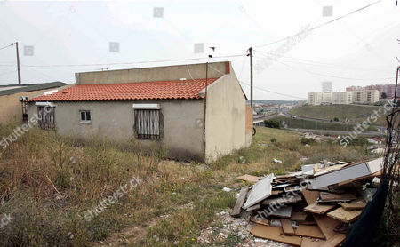 Footballing superstar Luis Nani, who has signed to Manchester United from Sporting Lisbon Luis Nani's  auntie Antonia Almeida  with the one bedroomed house in the slums of Lisbon she brought Luis Nani up in the after his mother and father left him in Lisbon