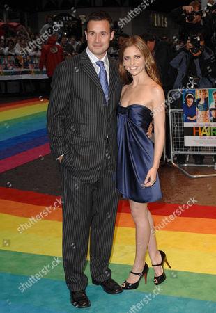 Freddie Prinze Jnr and Sarah Michelle Gellar