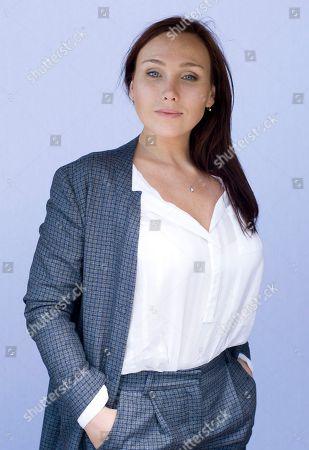 Darya Ekamasova Actress Darya Ekamasova poses for portraits during the 9th edition of the Rome Film Festival in Rome