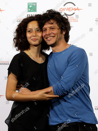 Editorial image of Italy Rome Film Festival Lulu Photo Call, Rome, Italy