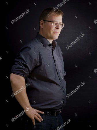 Stock Picture of Christoph Hochhausler Director Christoph Hochhausler poses for portraits during the 9th edition of the Rome Film Festival in Rome